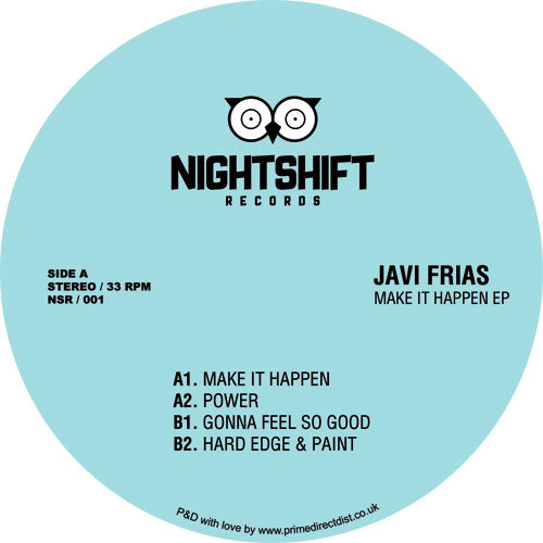 Javi Frias - make it happen
