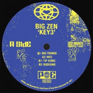 big zen key 3