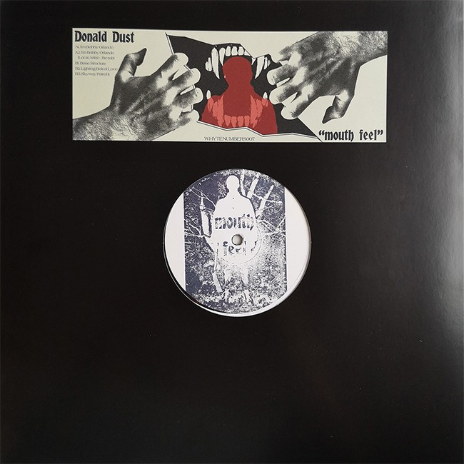 Donald Dust - Mouth Feel EP