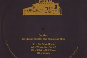 Goddard – Where You Gone? [Fina Records]
