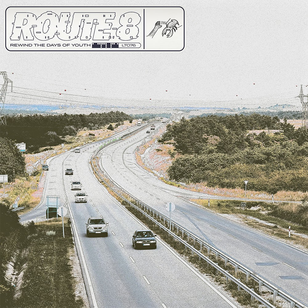 Route 8 - Album Cover